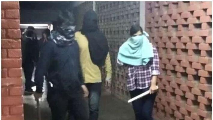JNU ATTACK, DELHI POLICE