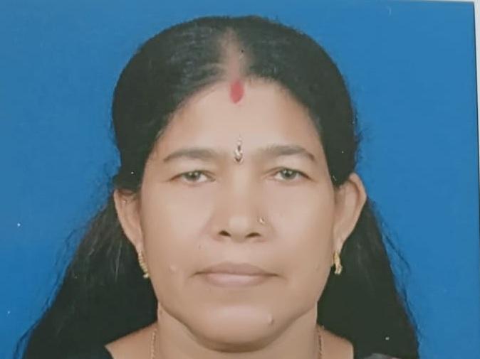 സിപിഐ മൂവാറ്റുപുഴ ടൗൺ ലോക്കൽ സെക്രട്ടറി വി.കെ.മണിയുടെ ഭാര്യ ഗിരിജ (60) നിര്യാതയായി