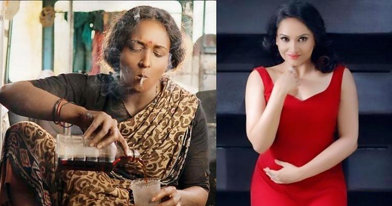 ചുണ്ടില് എരിയുന്ന ബീഡിയുമായി ലെനയുടെ മേക്കോവര് കണ്ട് അമ്പരന്ന് ആരാധകര്
