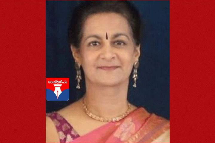 കോവിഡ് ബാധിച്ച് റാന്നി സ്വദേശിയായ വനിതാ ഡോക്ടര് മരിച്ചു